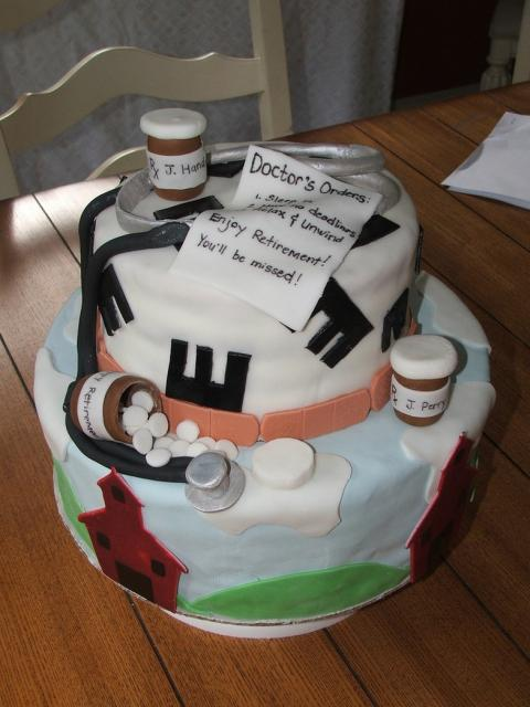 Remarkable Nurse Retirement Cake 480 x 640 · 41 kB · jpeg