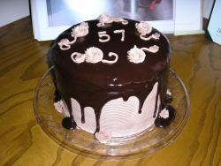 Anniversary Cakes Picture Gallery