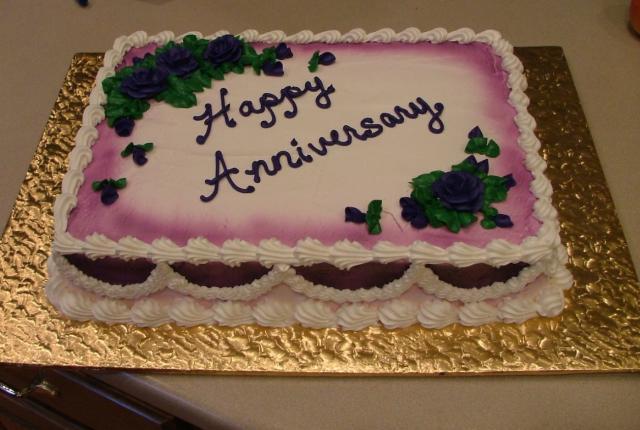 Pin fifth anniversary cake on pinterest