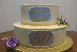 gold anniversary cakes photos.jpg