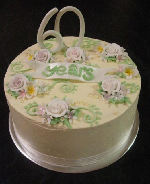 Picture Of 60th Wedding Anniversary Cakejpg Hi Res 720p Hd