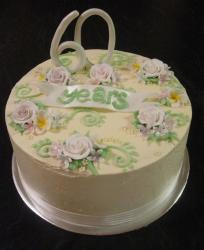 picture of 60th Wedding Anniversary Cake.jpg