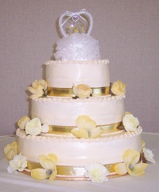 Ideas For Th Wedding Anniversary Cake