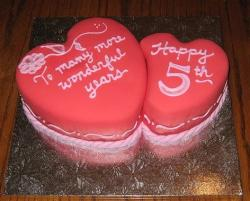 5 Year Anniversary Cake in red.jpg