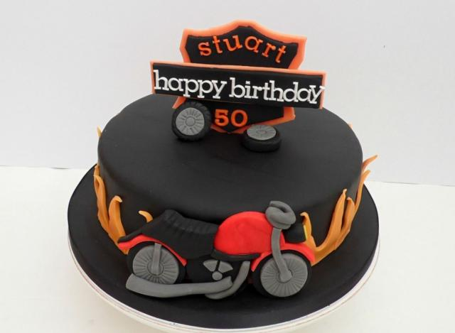 Harley Davidson 50th Birthday Gifts Gift Ftempo