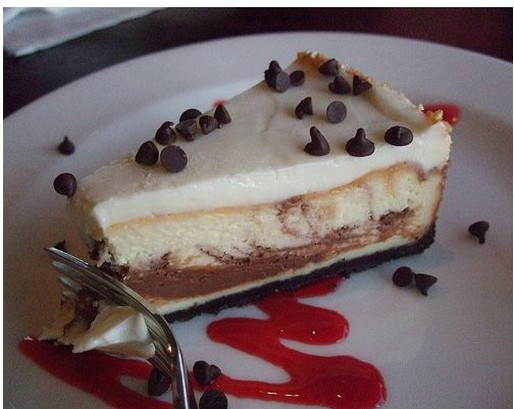 chocolate chip cheese cake pictures.jpg
