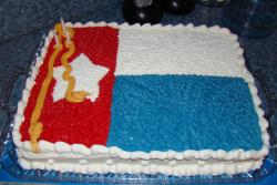 Texas flag birthday cake.JPG