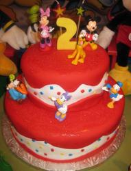 Disney birthday cake for two year old.JPG
