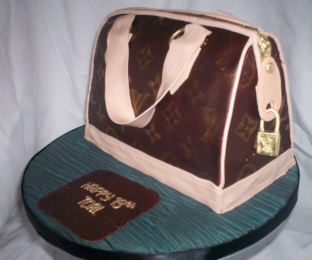 Designer Handbag Birthday Cake Jpg Hi Res 720p Hd