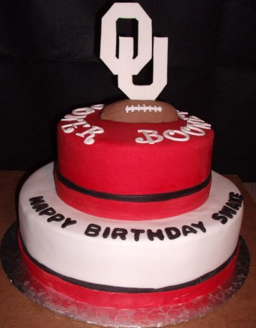 OU Sooner Cakes submited images ~ 152910_Birthday Party Ideas Okc