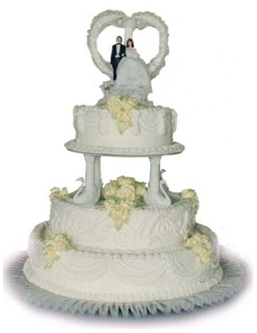cakes for wedding picture