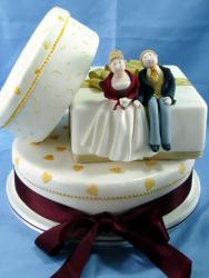 treny wedding cake