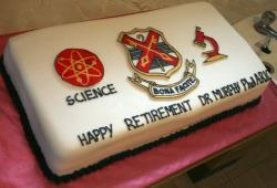 Retirement cake for science professor.JPG