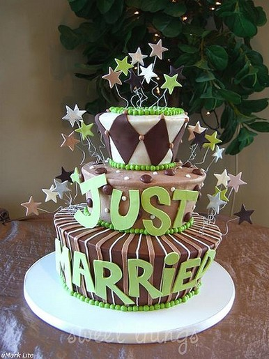 pictures of lime green wedding cakes lime green wedding cake with 18409