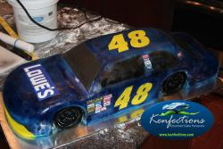 Jimmie Johnson Cake