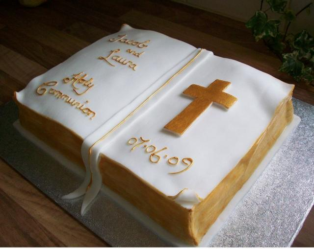 Confirmation Verses For Cakes