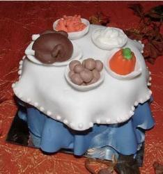 Thanksgiving table cake picture.JPG
