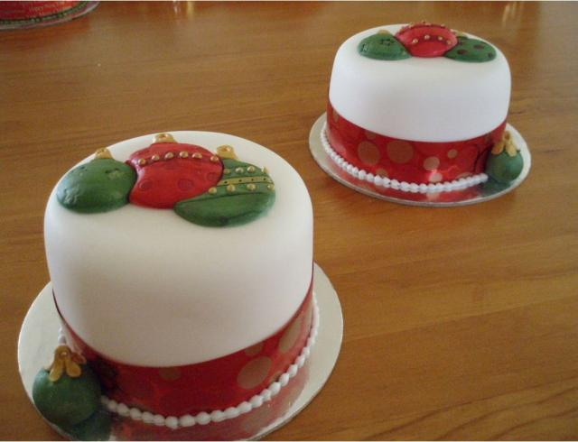 Simple Christmas Cake Images : easy christmas cake.JPG Hi-Res 720p HD