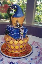 Nightmare Before Christmas Wedding Cake Picture.JPG