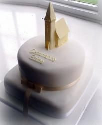 Little chapel christening cake.JPG