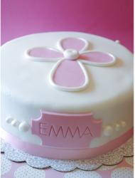 Simple and stylish Christening Cake.JPG