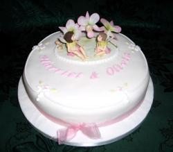 Christening cake decoration with fairy.JPG