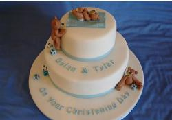 Christening cake decorations.JPG