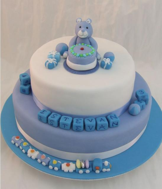 Pin Images Of Christening Cake Cakes Sydney Designs ...