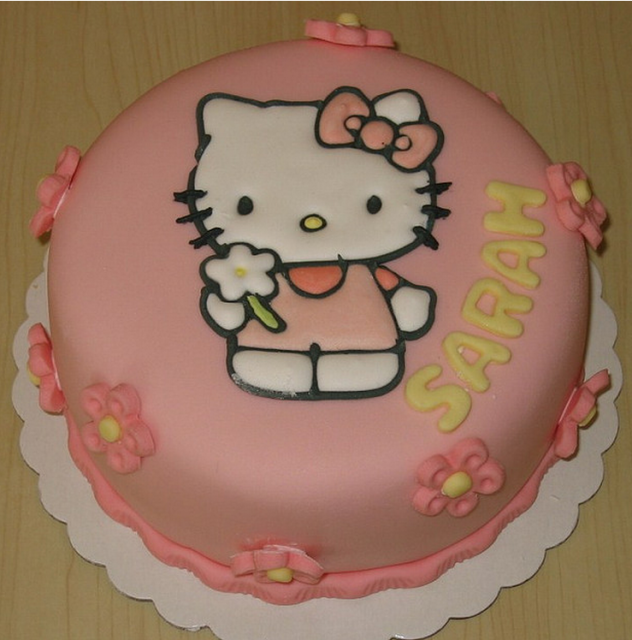 Pink Hello kitty cakes images.PNG Hi-Res 720p HD
