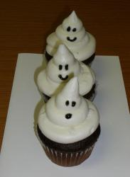 Three ghost cupcakes pictures.JPG