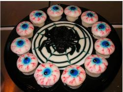 Eyeballs cupcakes photos.JPG