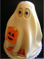 Ghost cake for halloween party.JPG