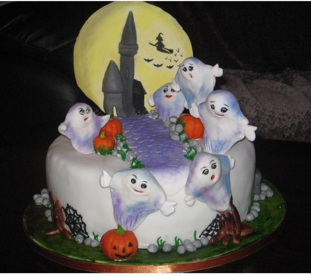 Halloween Cake Decorating Pictures : halloween cake decorating ideas.JPG Hi-Res 720p HD