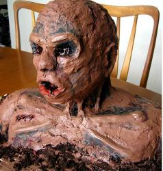 Halloween monster cake in chocolate.JPG