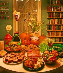 Halloween party decor picture.JPG