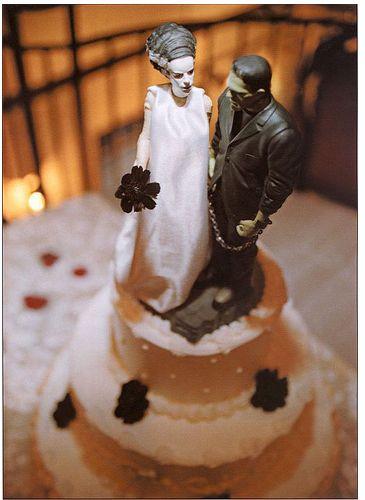 Marvelous Halloween Wedding Cake Topper.JPG