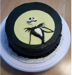 Picture of Nightmare before Christmas Cake.JPG