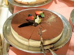 Chocolate Cheesecake topped with Fresh Berries from Princess Cruises.jpg