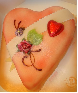 Cake Decorating Ideas on Pretty Valentine Cake Decorating Ideas Jpg
