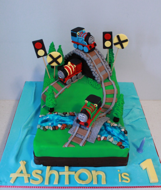 Cool Toddler Birthday Cakes Ideas Beautiful Thomas The Train Cake Png Personalised Birthday Cards Veneteletsinfo
