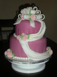 Wedding valentines cake decorating ideas.JPG