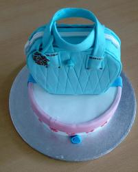 Powder Blue Diaper Bag Cake.JPG