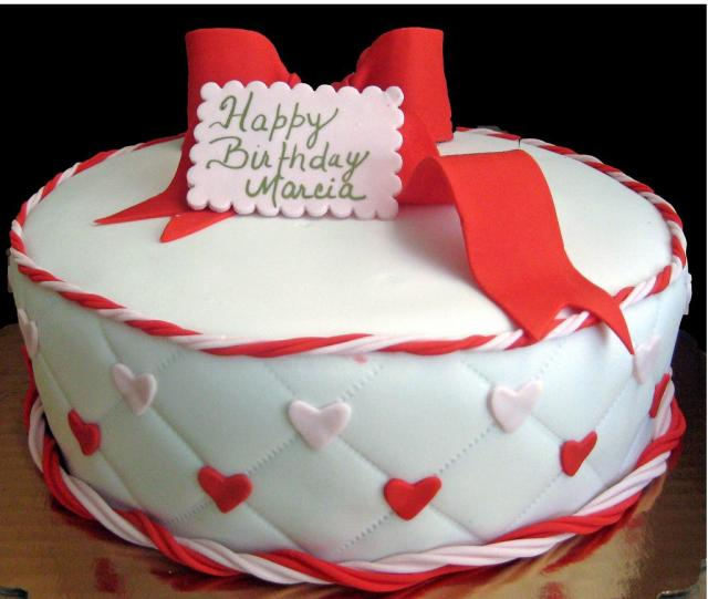 Chic Valentine Birthday Cakeg Hi Res 720p Hd
