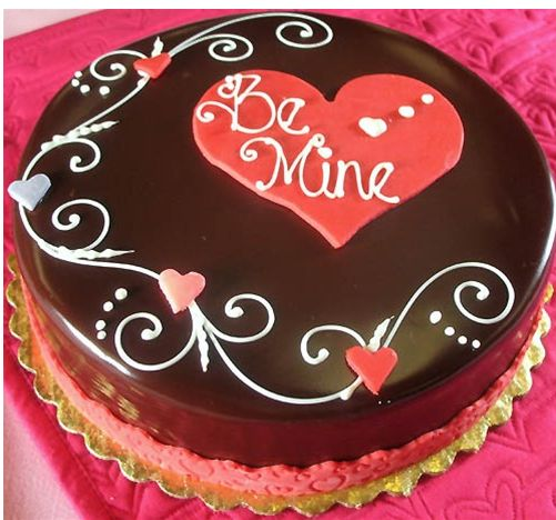 Valentine S Day Chocolate Cake Images : chocolate valentine cake.JPG (1 comment)