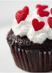 Chocolate valentines day cup cakes.JPG