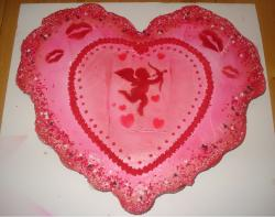 Heart shaped valentines cup cakes.JPG