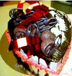 Image of valentines heart cakes.JPG