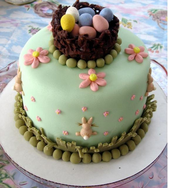 Decorating Ideas For An Easter Cake : Easter cake ideas.JPG Hi-Res 720p HD