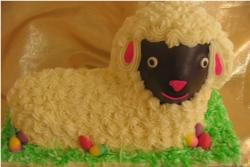 Photo of easter lamb cake pan.JPG