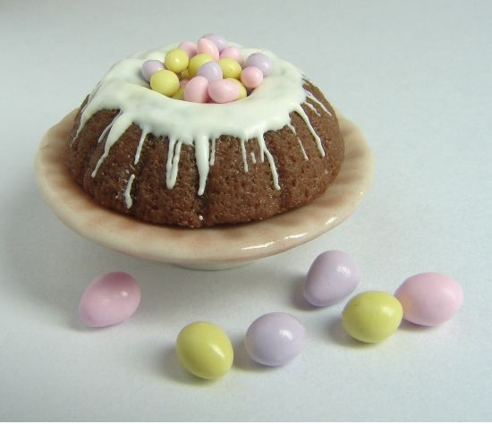 Easter Cakes Photos Gallery P 3